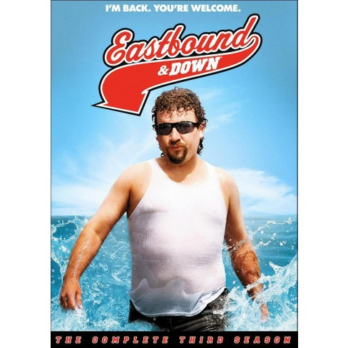 Eastbound Down The Complete Third Season 2 Discs Dvd Video