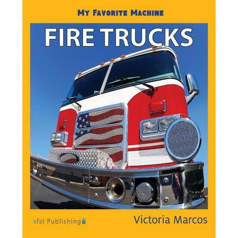 My Favorite Machine - by  Victoria Marcos (Paperback) - image 1 of 1