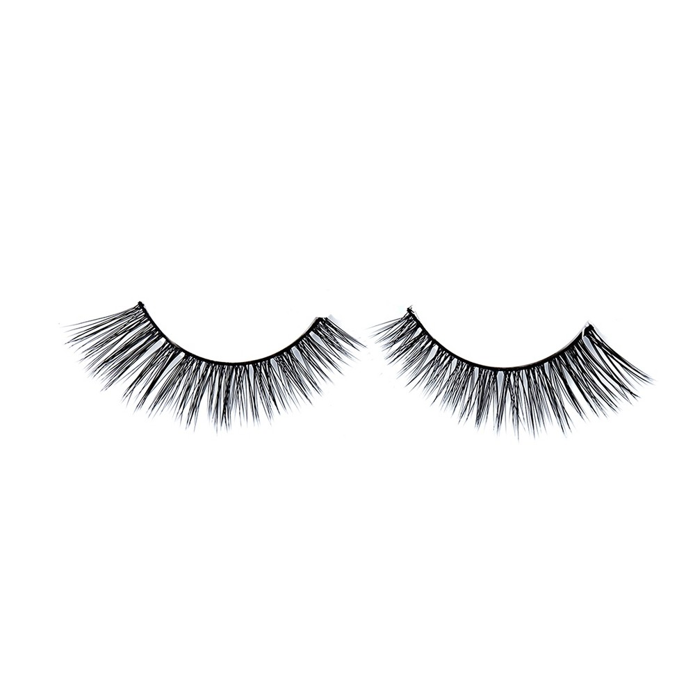 e.l.f. Winged & Polished Luxe Lash Kit, Medium Clear