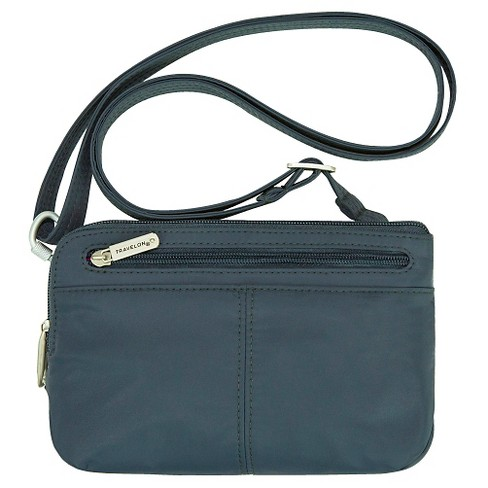 Travelon® Anti-Theft RFID Crossbody Waist Pack - Navy - image 1 of 1