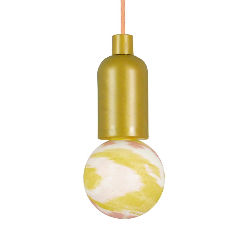 Image of Swag Pendant Novelty Ceiling Lights Orange - Room Essentials