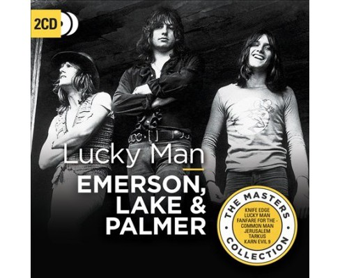 Lake & Palm Emerson - Lucky Man (CD) - image 1 of 1