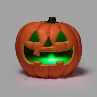 "14"" 3D Jack-O'-Lantern Halloween Electronic Mister - Hyde & EEK! Boutique™"