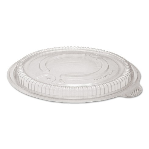 Anchor Packaging MicroRaves Incredi-Bowl Lid, Clear, 150/Carton 4338505 - image 1 of 1