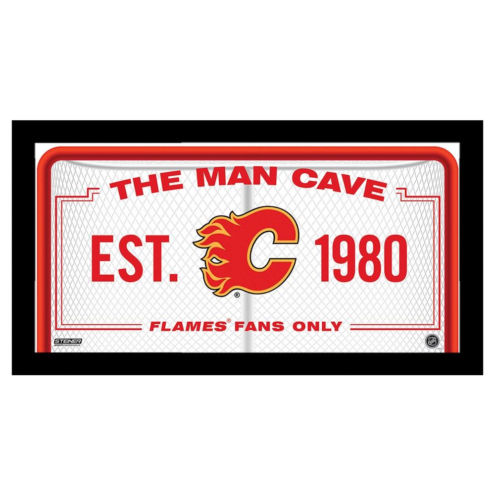 NCAA Calgary Flames SS 10