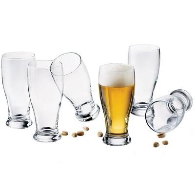 Libbey 19oz Pub Glass 8pk Set