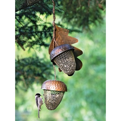 Acorn Bird Feeder - GARDENER'S SUPPLY CO.
