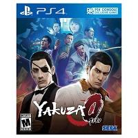 Yakuza 0 PlayStation