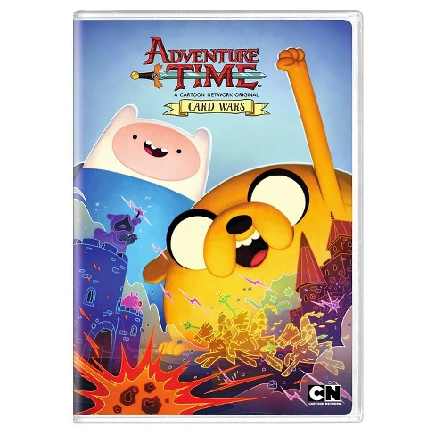 Cartoon Network: Adventure Time: Card Wars (DVD) - image 1 of 1