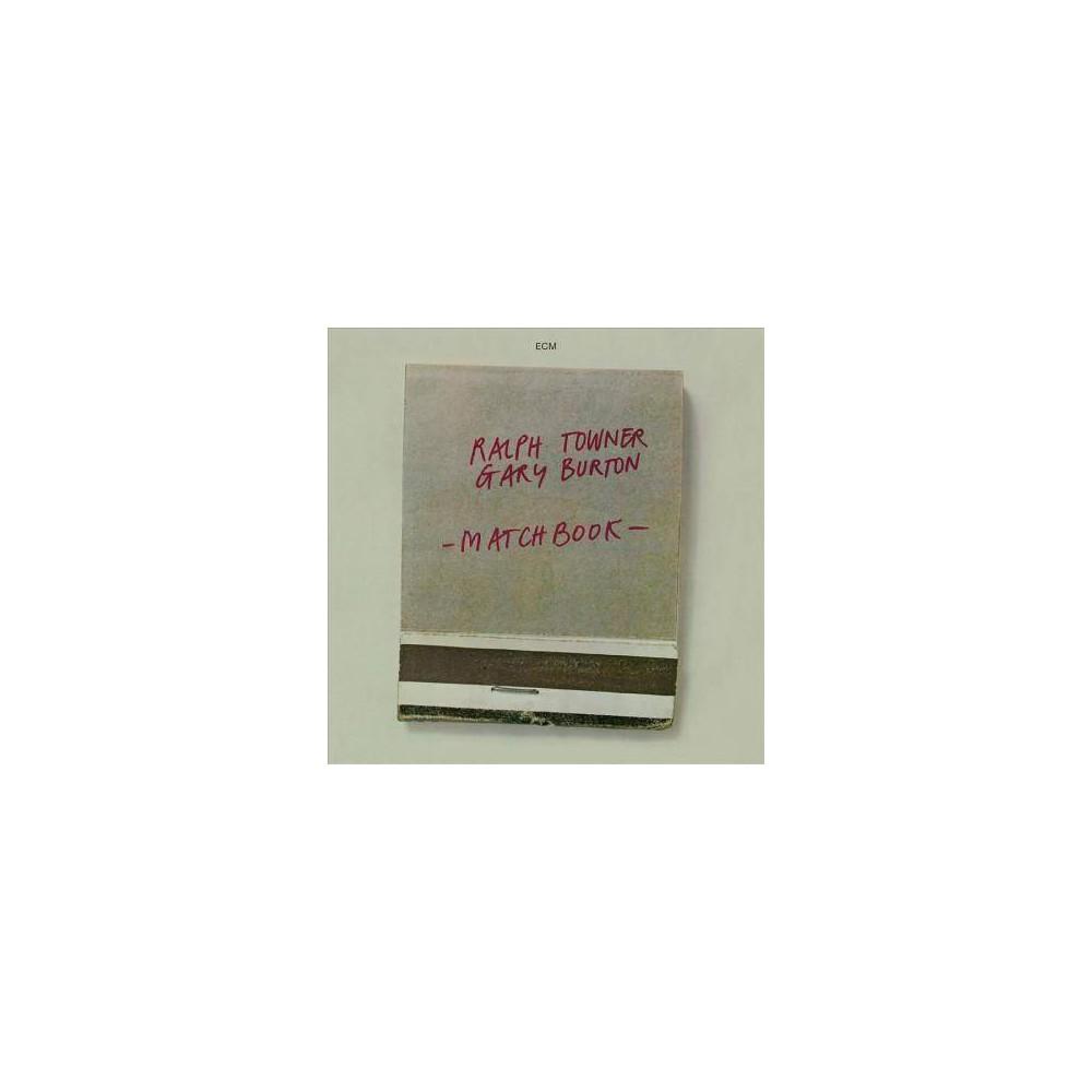 Ralph Towner - Matchbook (CD) Coupons
