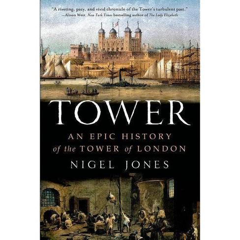 Tower - by  Nigel Jones (Paperback) - image 1 of 1