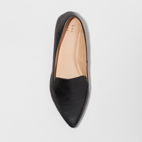 ba690d6d4d410 Women's Micah Pointy Toe Loafers - A New Day™