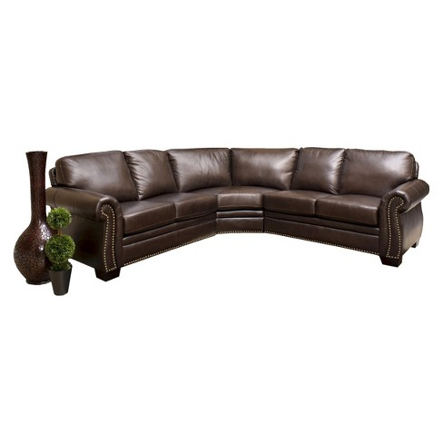 Newport Sectional - Abbyson Living - image 1 of 4