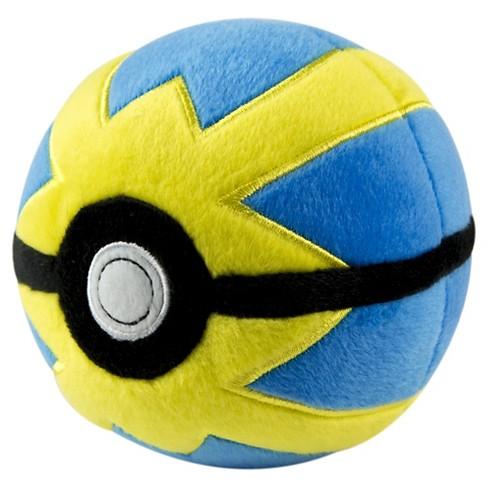 Pokmon Pok Ball Plush, Quick Ball - image 1 of 1