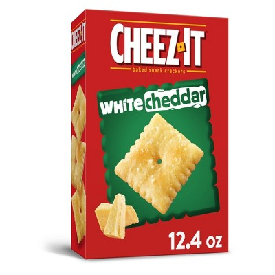 Cheez-It White Cheddar Baked Snack Crackers - 12.4oz