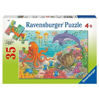 Ravensburger Ocean Friends Puzzle 35pc