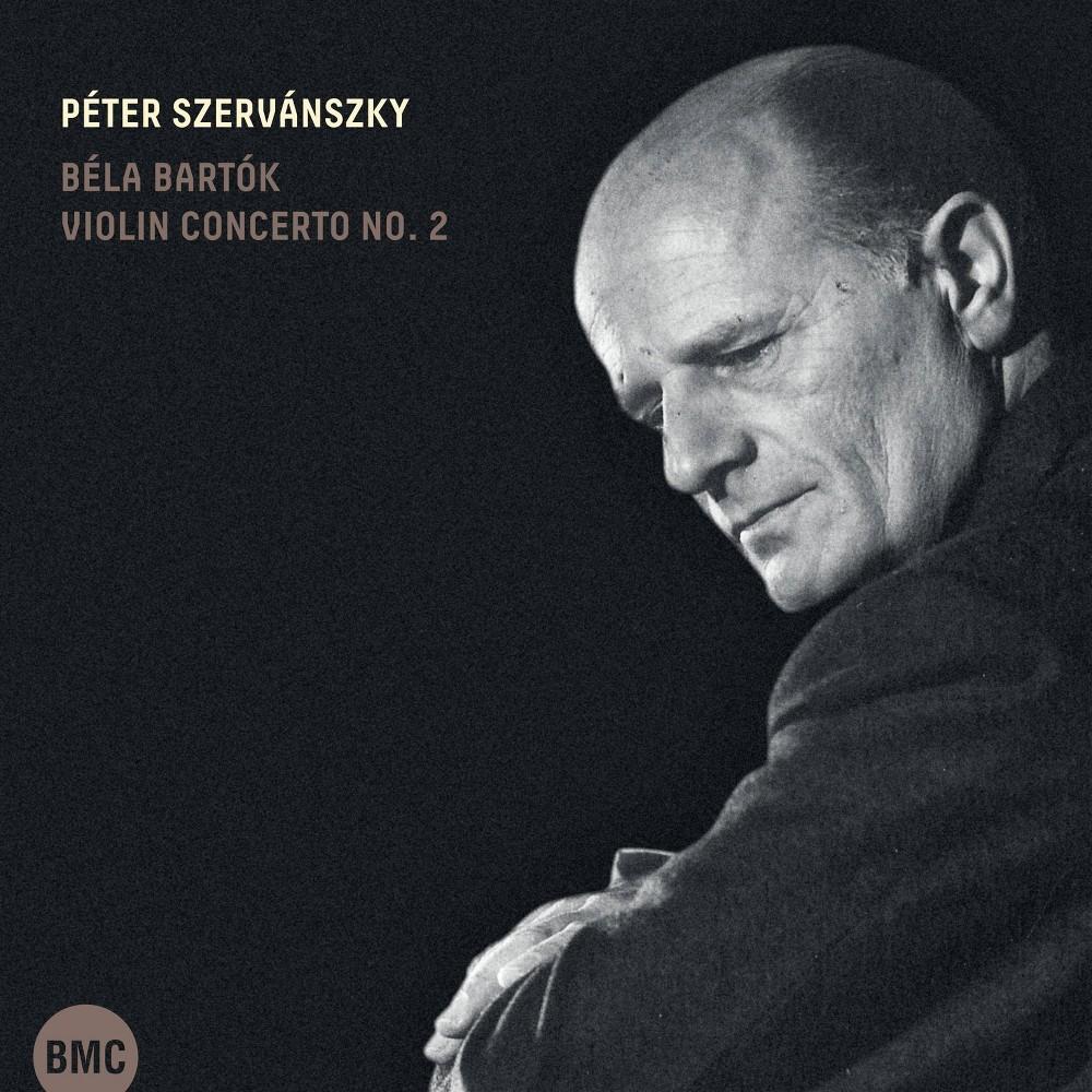 Szervanszky Peter Bela Bartok Violin Concerto 2 Cd
