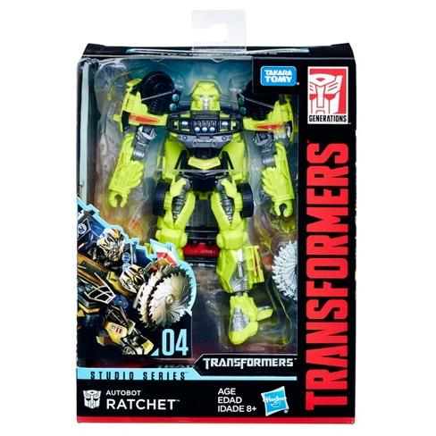 Transformers Studio Series 04 Deluxe Class Movie 1 Autobot Ratchet Target