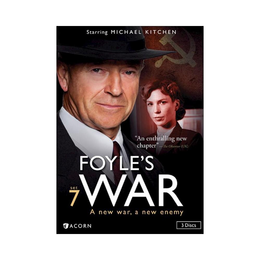 Foyle's War:Set 7 (Dvd), Movies