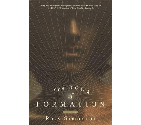 Book of Formation (Paperback) (Ross Simonini) - image 1 of 1