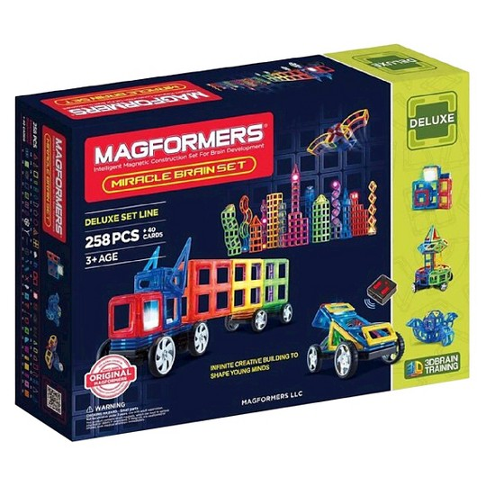 Magformers Miracle Brain Set image number null