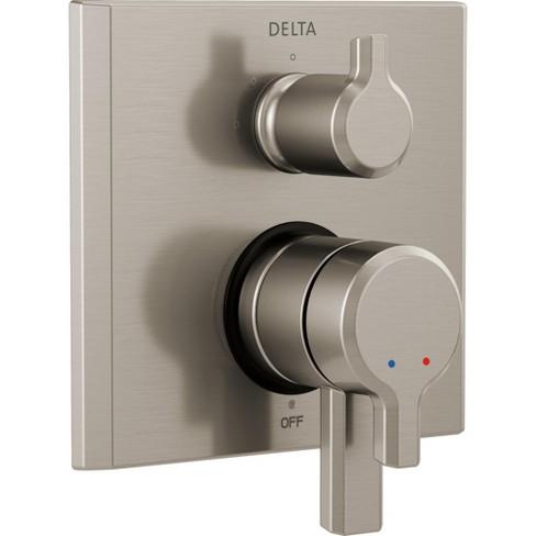 Delta Faucet T27899 Pivotal Monitor 17 Series Dual Pressure Balanced Valve Trim - image 1 of 1