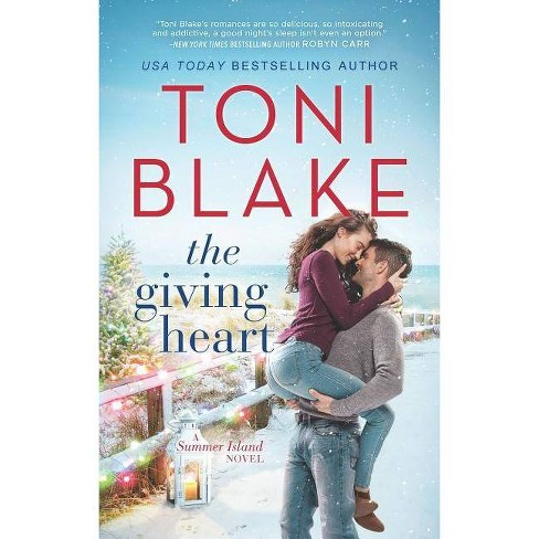 The Giving Heart - (Summer Island) by Toni Blake (Paperback) - image 1 of 1