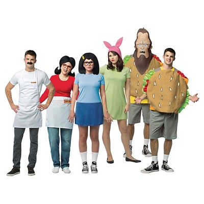 bobs burgers costume collection