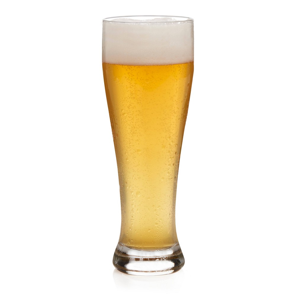 Image of Libbey Giant Beer Wheat Glasses 23oz - Set of 6