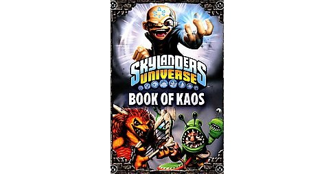 Book of Kaos (Paperback) (Barry Hutchison) - image 1 of 1