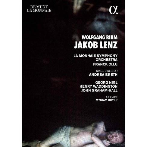 Jakob Lenz (DVD) - image 1 of 1