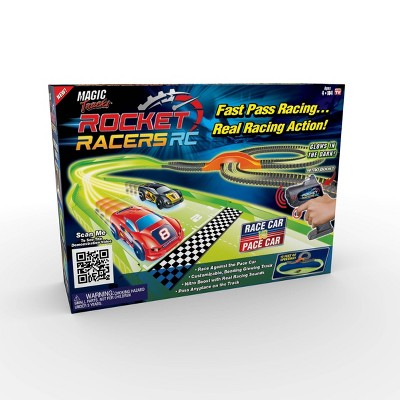 As Seen on TV Magic Tracks Rocket Racers RC