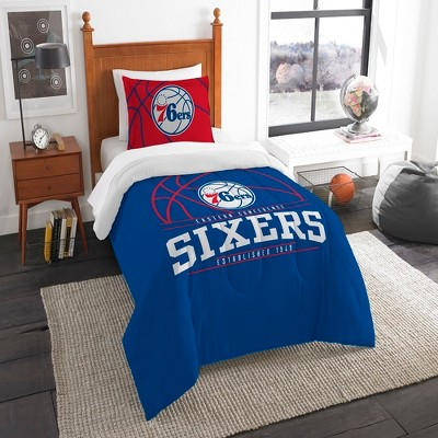 NBA Northwest Reverse Slam Twin Comforter Set
