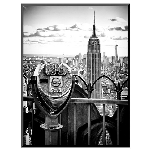 Art.com Top on the Rock at Rockefeller Center, New York by Philippe Hugonnard - Mounted Photo - image 1 of 2