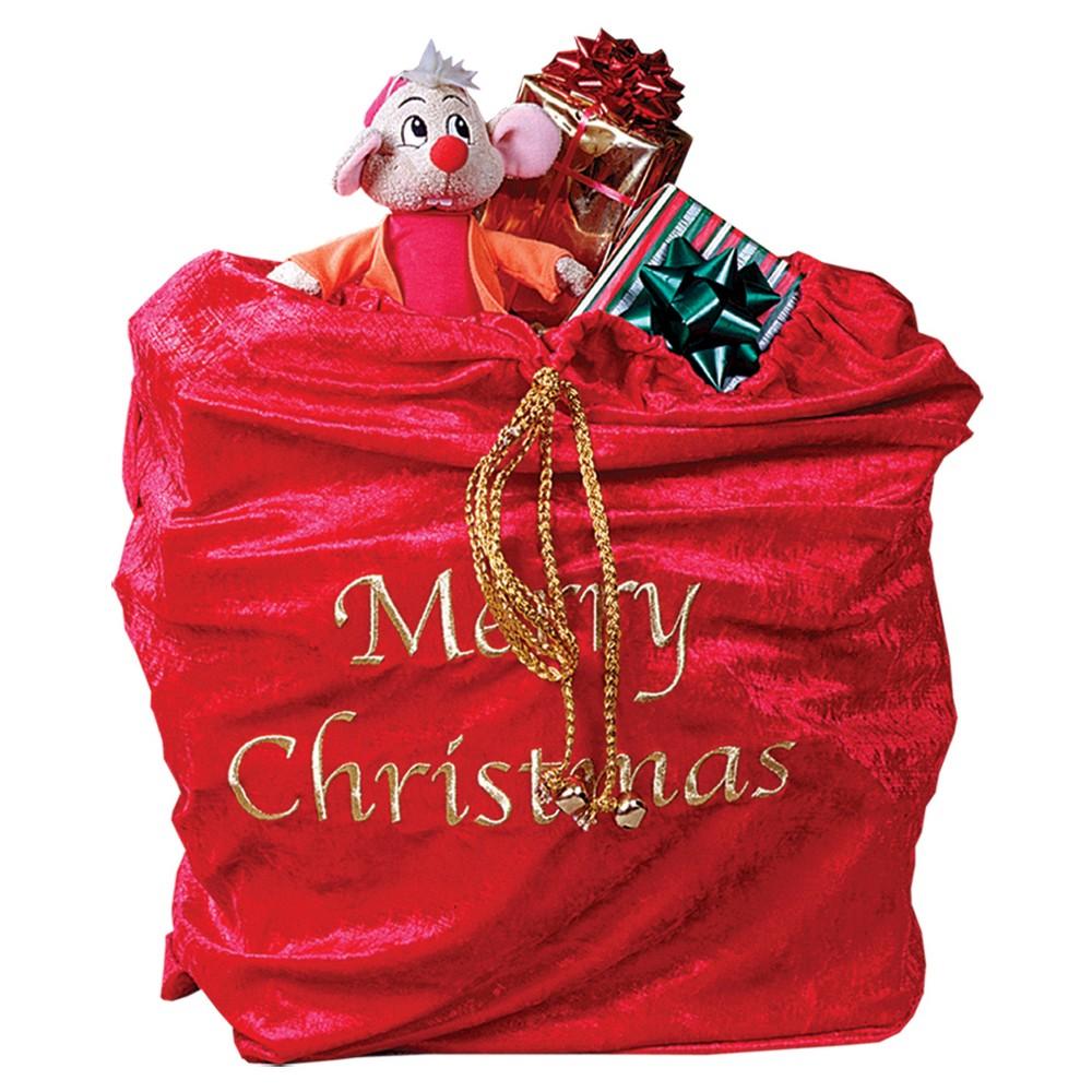 Santa's Carry Sack, Multi Colored