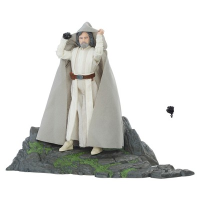 Star Wars The Black Series Luke Skywalker (Jedi Master) on Ahch-To Island