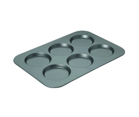 "Chicago Metallic Non stick Muffin Top Pan 3/4 x 11"" Steel - image 1 of 1"
