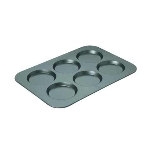 Chicago Metallic Non Stick Muffin Top Pan 3 4 X 11 Quot Steel