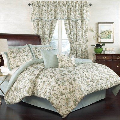 Felicite Comforter Set - Traditions By Waverly