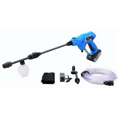 Pulsar Products PWB40L1 40V Cordless Rechargeable Pressure Washer
