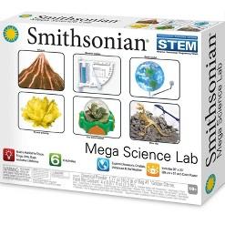 Smithsonian Mega Science Lab Kit