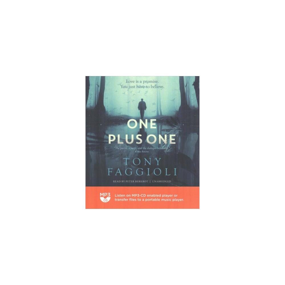 One Plus One (MP3-CD) (Tony Faggioli)