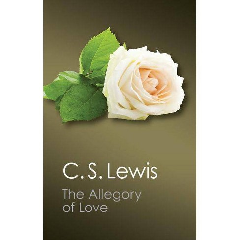 The Allegory of Love - (Canto Classics) by  C S Lewis (Paperback) - image 1 of 1