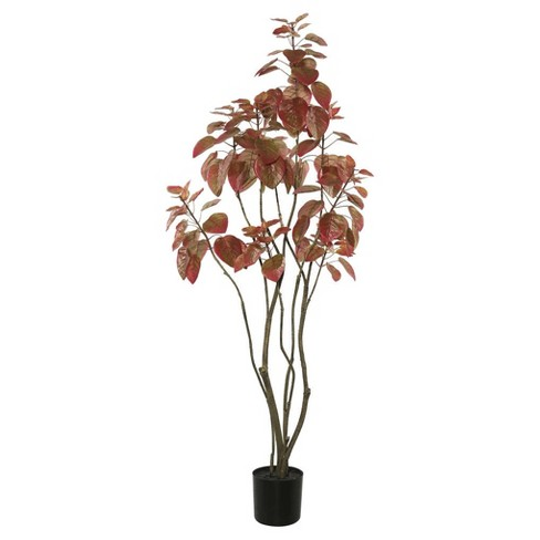 Artificial Rogot Rurple Tree with Pot (4ft) Red - Vickerman - image 1 of 1