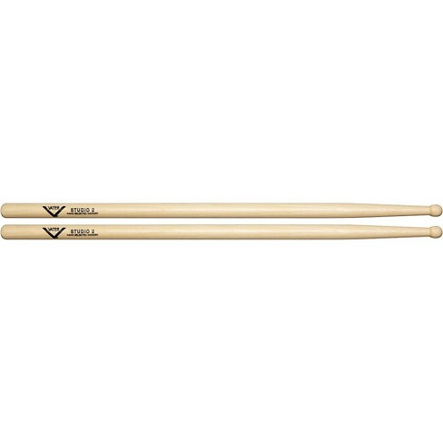 Vater American Hickory Studio 2 Drumsticks Wood - image 1 of 1