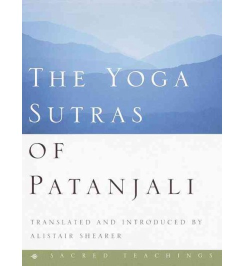 Yoga Sutras of Patanjali -  (Sacred Teachings) (Hardcover) - image 1 of 1