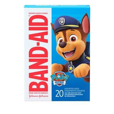 Band-Aid PAW Patrol Bandages - 20ct