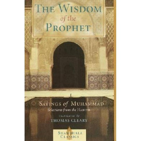 The Wisdom of the Prophet - (Shambhala Classics) (Paperback) - image 1 of 1