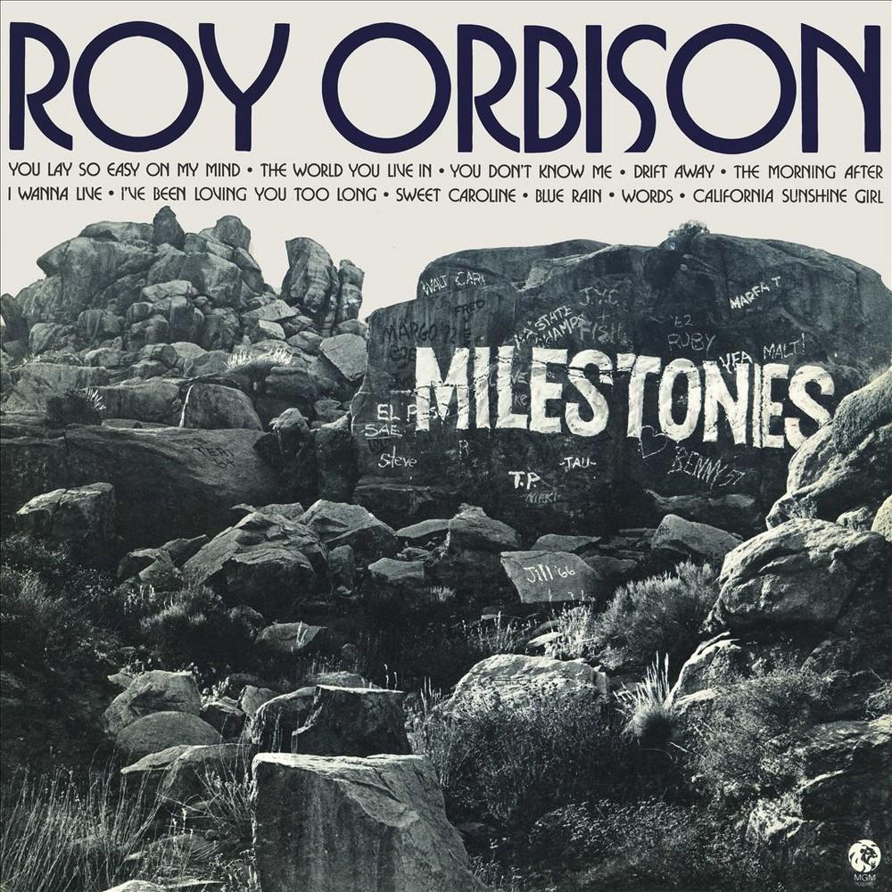 Roy Orbison - Milestones (Vinyl)