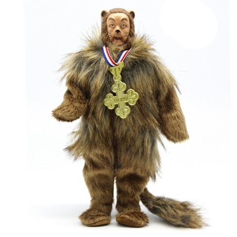 "Mego The Wizard of Oz Cowardly Lion Action Figure 8"" - image 1 of 4"